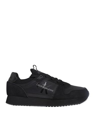 Calvin Klein Calvin Klein Erkek Siyah Sneaker Siyah